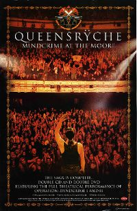 Cover Queensrÿche - Mindcrime At The Moore [DVD]